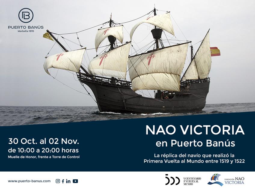 nao victoria en puerto banús