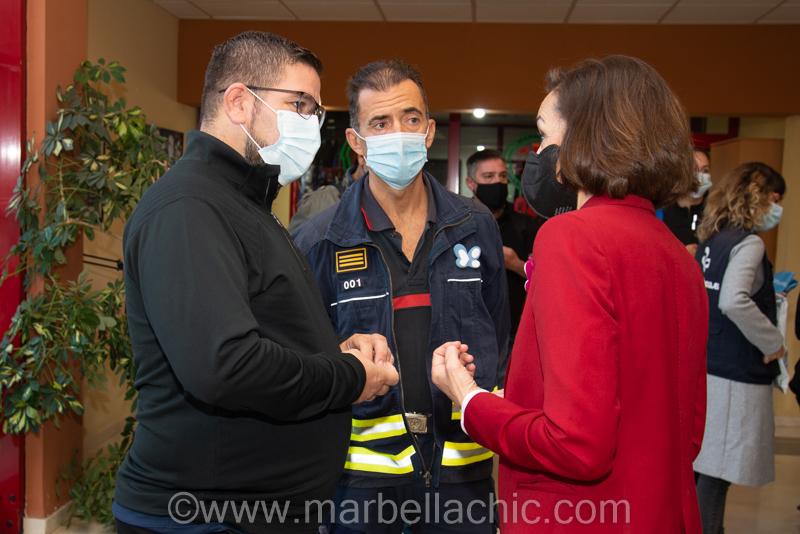 Dani García apoya a Debra Marbella