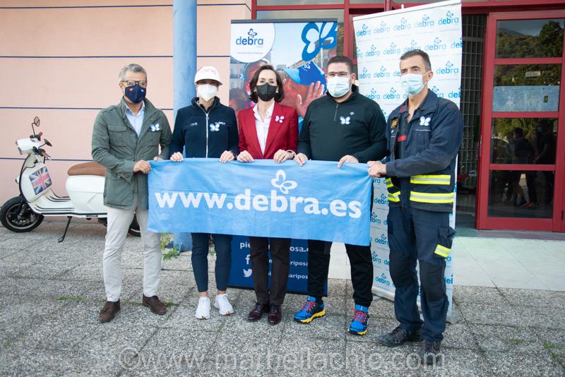 Dani García apoya a Debra en Marbella