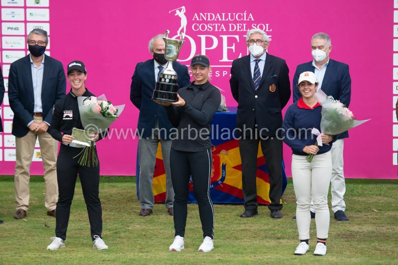 el Andalucía Costa del Sol Open de España 2020