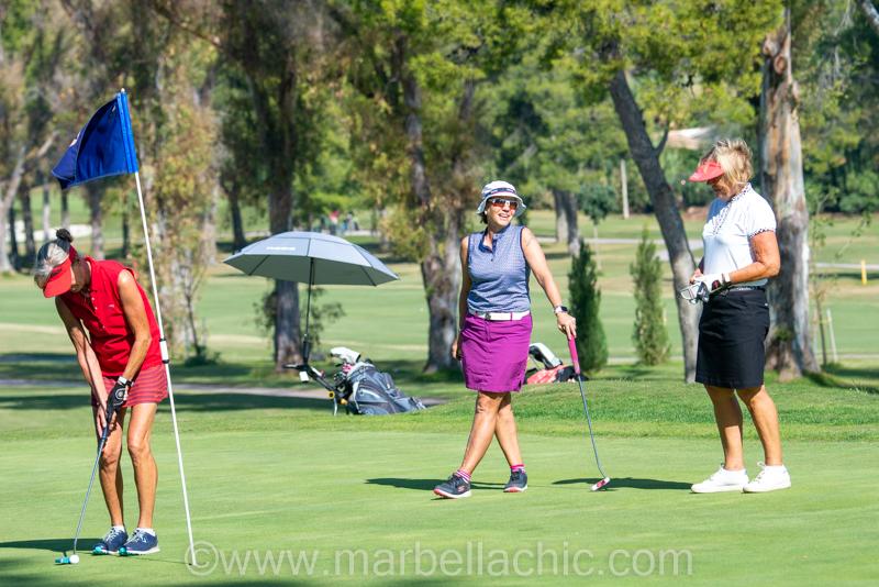 Ladies in Golf celebra su torneo más solidario
