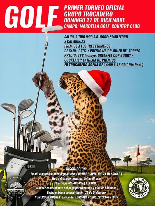 grupo trocadero golf