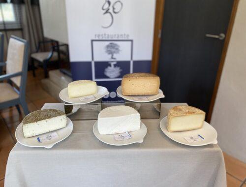 concurso de quesos en El Lago Marbella