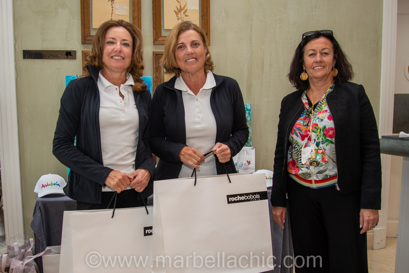 ladies in golf final finca cortesin