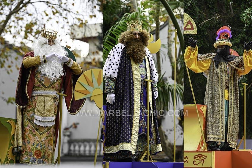 reyes magos marbella 2020