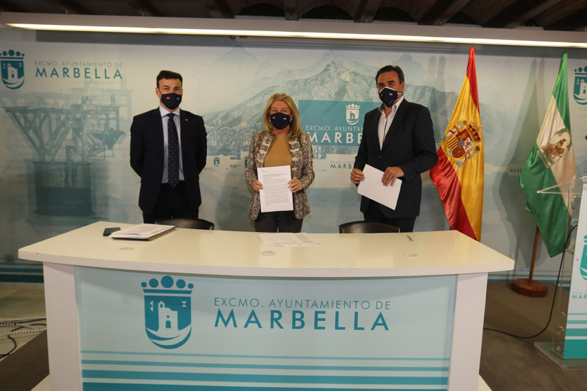 ayudas ayuntamiento marbella