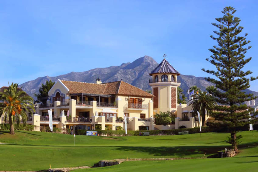 club golf los naranjos marbella