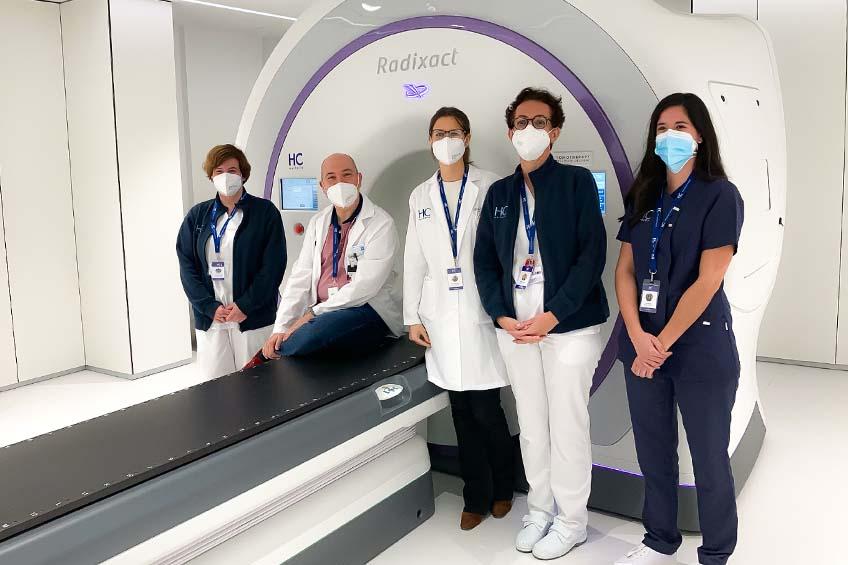 radioterapia en marbella