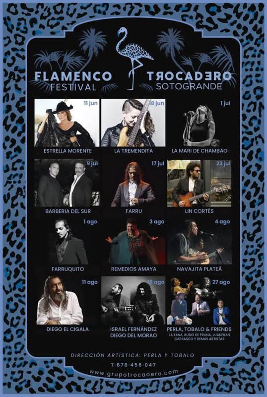 trocadero sotogrande festival flamenco