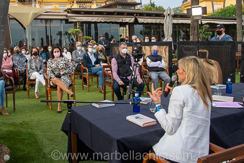 marta robles trocadero arena marbella