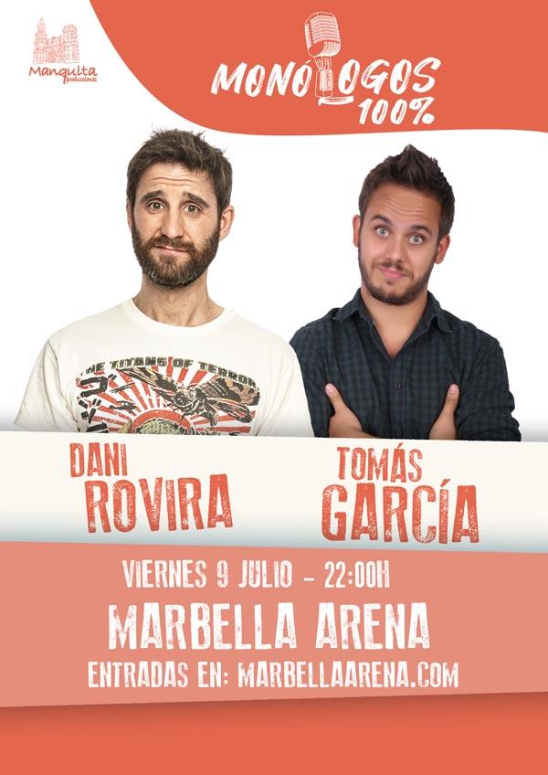 dani rovira marbella arena