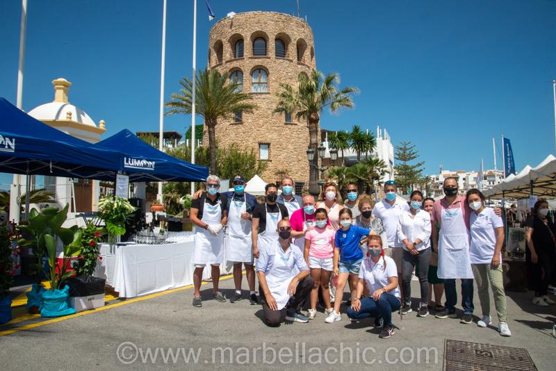 marbella charity market
