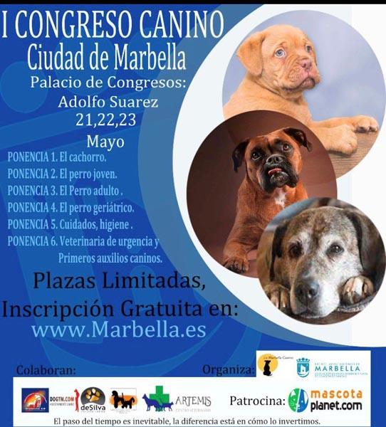 congreso canino marbella