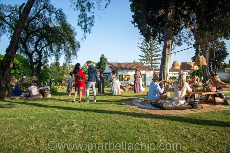 boho club marbella