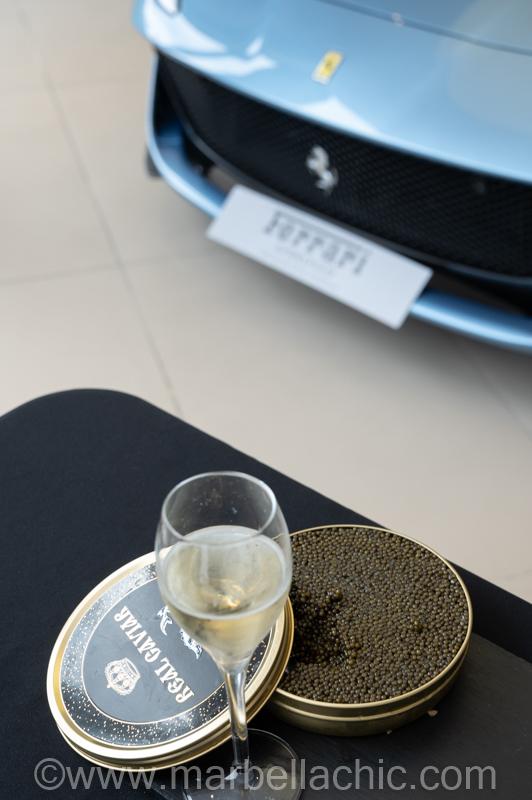 Real Caviar de Beluga.