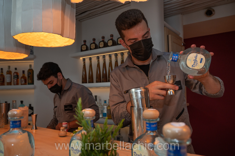 Inauguración del restaurante 11:11 Societe en Marbella
