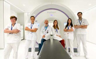 tratamiento de radioterapia con Synchrony Hc Cancer center