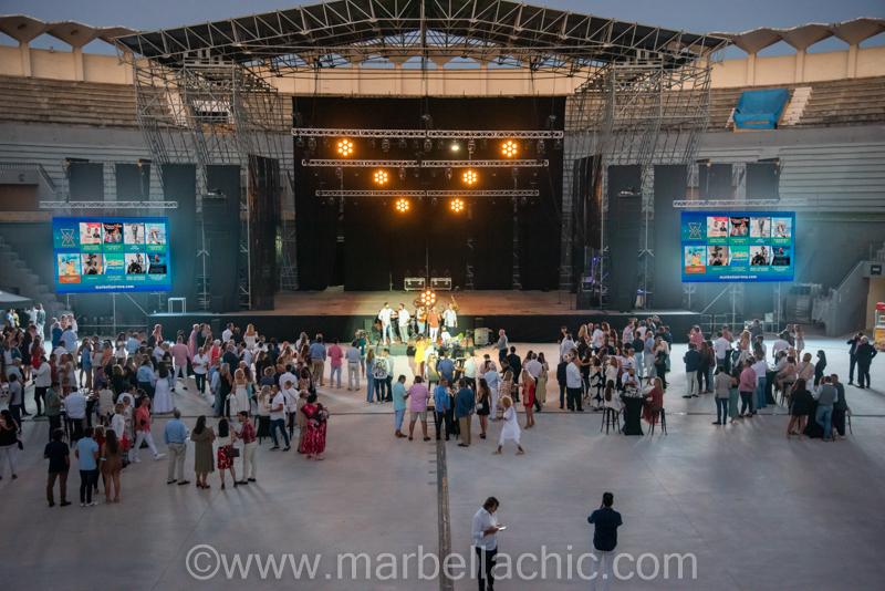 marbella arena apertura