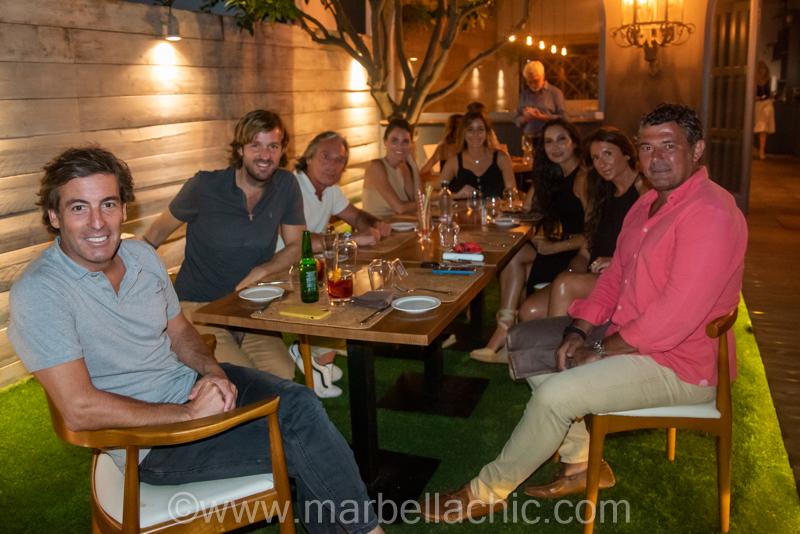 the garden marbella by la rosa