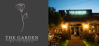 the garden by la rosa