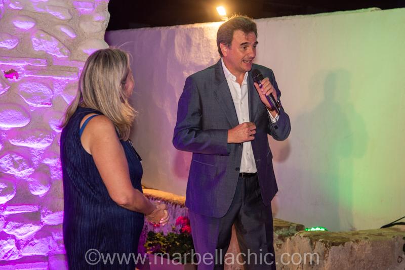 Edicion de la Cumbre Marbella All Stars
