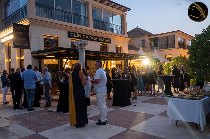 Inaugurada la nueva clínica de la Dra. Matas en Marbella