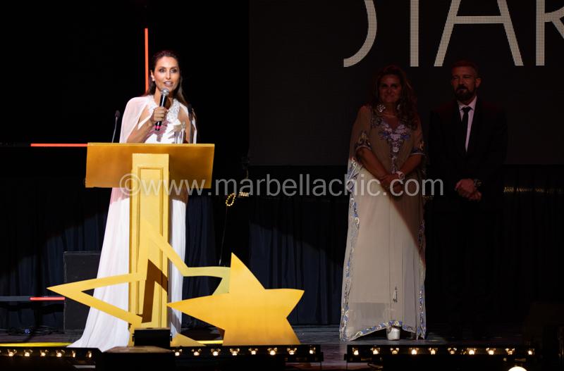 Paloma Cuevas starlite gala marbella 2021