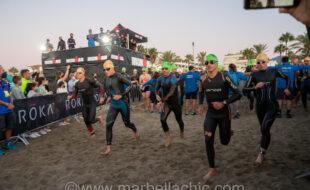 Marbella acoge de nuevo el Ironman 70.3