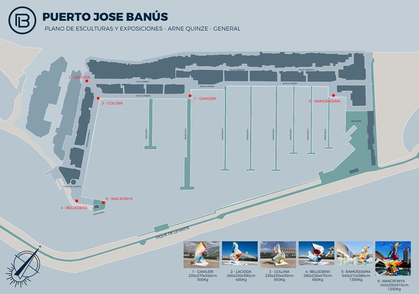 puerto banús Arne Quinze