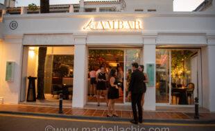 restaurante ambar puerto banús