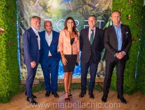 grupo otero the secret marbella